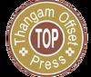 Thangam Wedding Cards Logo